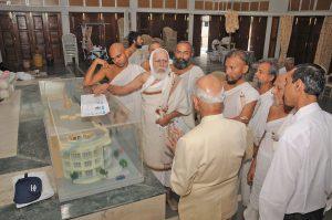 Work started on Jain Centre Development May 2019