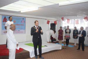 Local Community & MPs at Jain Centre